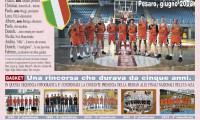 La Gazzetta dello Sport del 8/06/2003