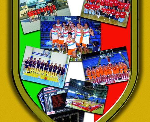 Scudetto celebrativo di Pesaro 2005