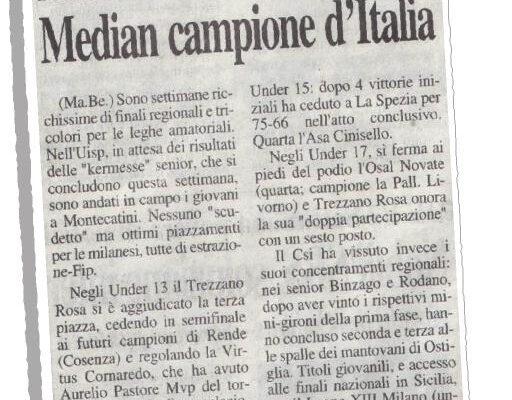La Prealpina del 9/06/2003