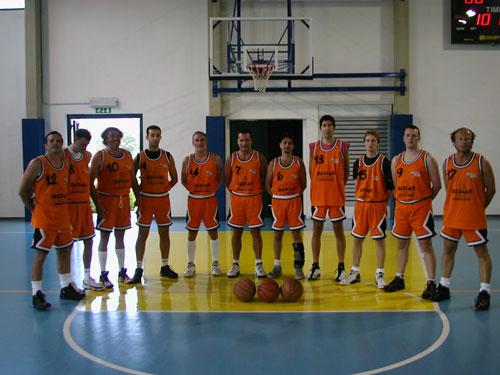 Nazionali Acli Pesaro 2003