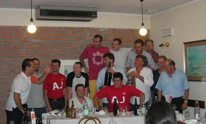 Cena da Righini 2005