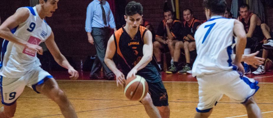28-10-2015: Bresso Basket