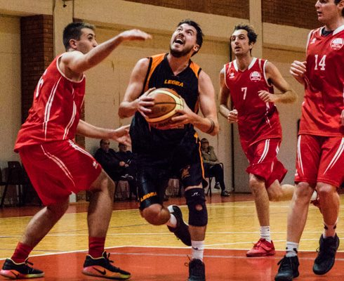 06-12-2017: Basket Melzo