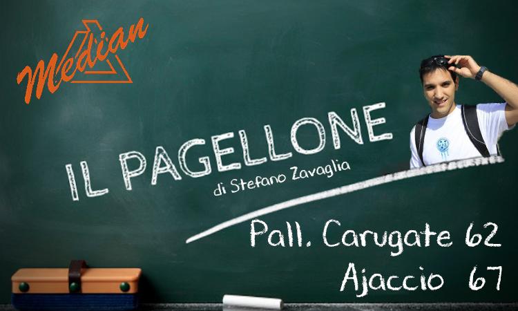 14/02/2019: Pall. Carugate – Ajaccio 62-67