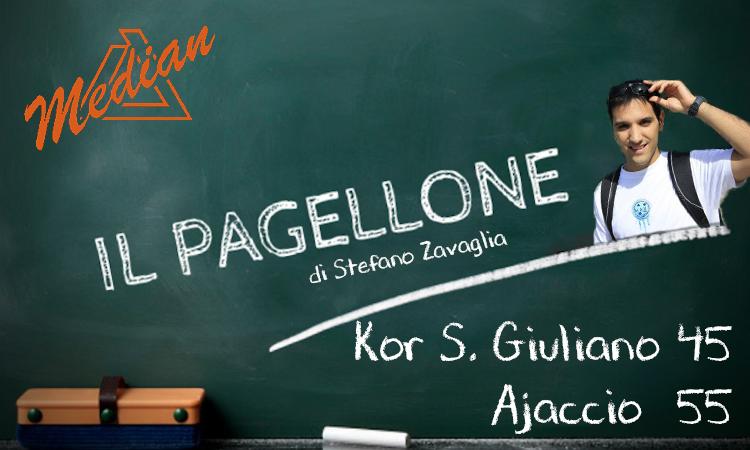 20/02/2019: Kor San Giuliano – Ajaccio 45-55