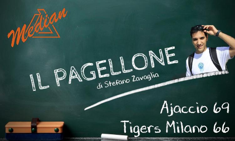 06/03/2019: Ajaccio – Tigers Milano 69-66