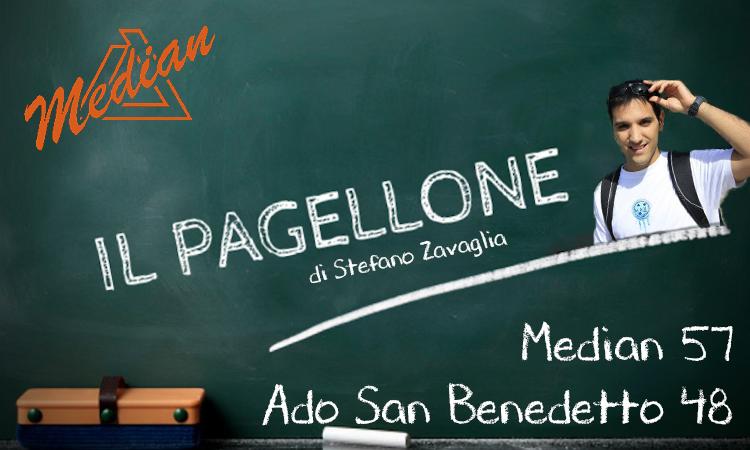 16/10/2019: Median – Ado San Benedetto 57-48