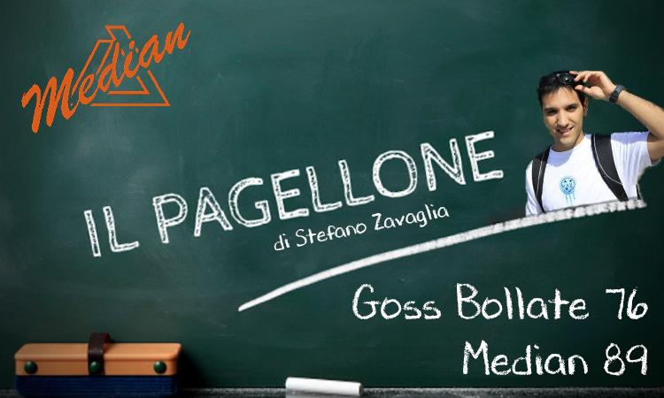 23/10/2019: Goss Bollate – Median 76-89